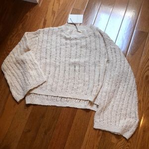 NWT spell heather knit jumper